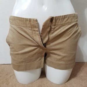 Crewcuts shorts 14 Frankie chino brown